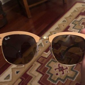 Ray-Ban Accessories - Ray-Ban Wooden Clubmasters